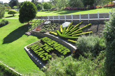 #117 Anzac Memorial