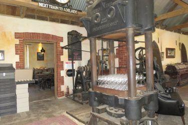 #132 Inside Samuel's Gorge Tasting Room