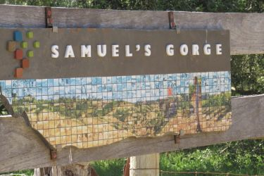 #131 Samuel's Gorge Winery