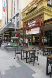#205 Adelaide- Rundle Mall Area Street Art