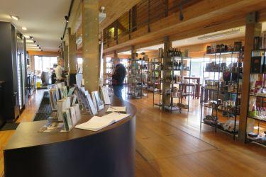 #50 Tasmania: Frogmore Creek Winery Tasting Room
