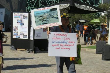 #63 Happenings at Federation Square