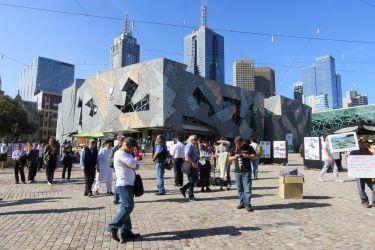 #62 Melbourne- Federation Square