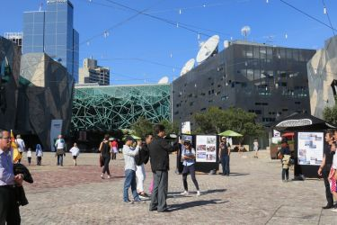 #60 Happenings at Federation Square