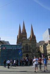 #64 The old and new Melbourne...