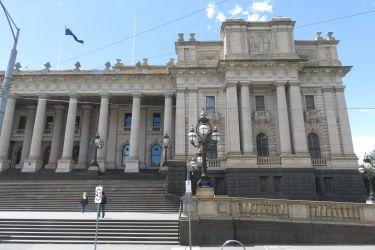 #65 Melbourne Parliament Building