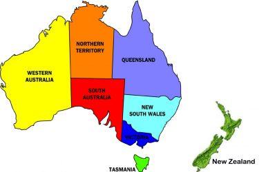 #4 Australia's States