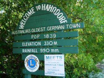 #200 Hahndorf