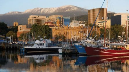 #35 Hobart Harbor